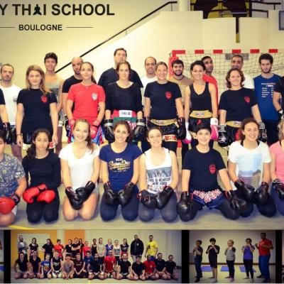 Photos de Groupe Decembre 2013 MUAY THAI SCHOOL 92 by Coach Riad Bel